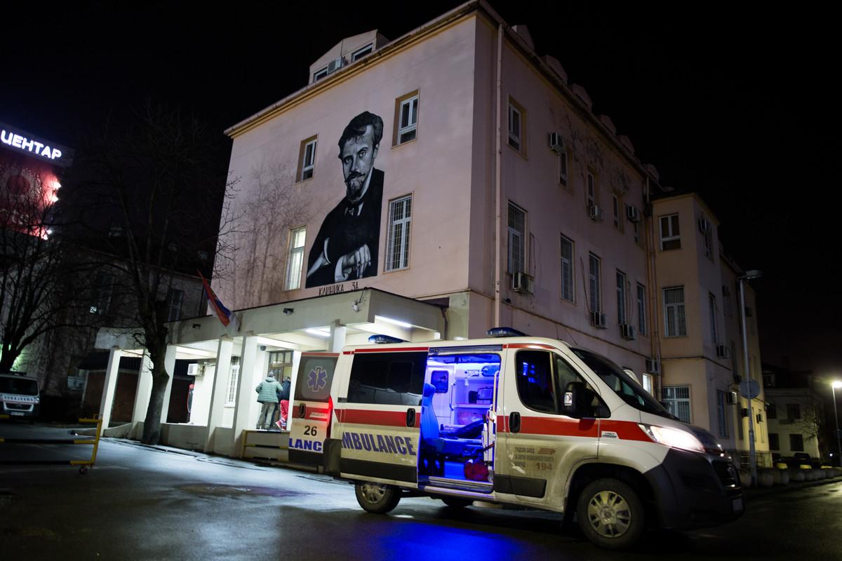 MIRNA noć u Beogradu: BEZ NEZGODA, Hitna pomoć intervenisala 73 puta